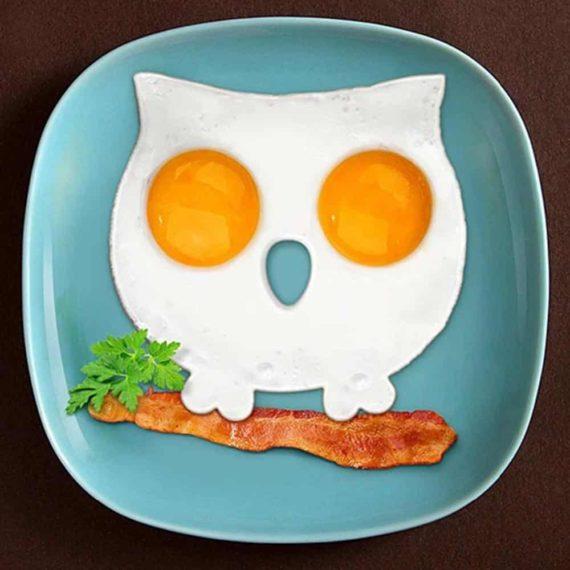 Funny Side Up Egg Mold - Set of 3