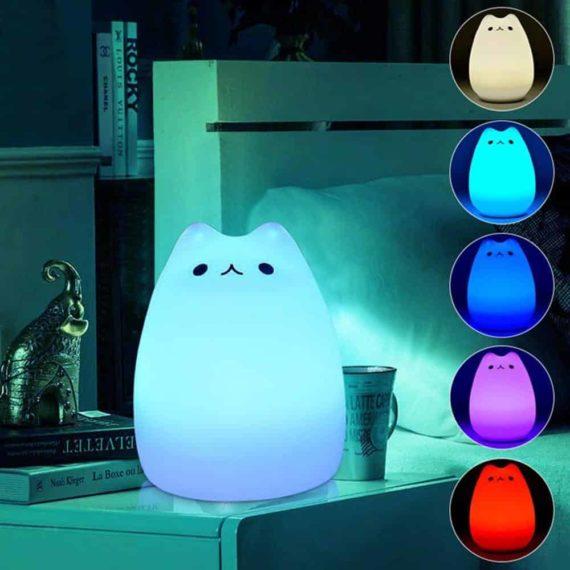 Cat Night Light