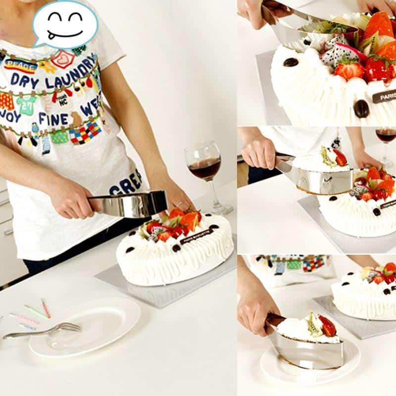 Easy Cake Server