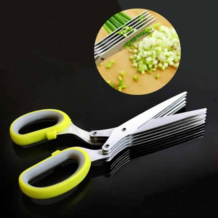 Multi Layers Kitchen Scissors