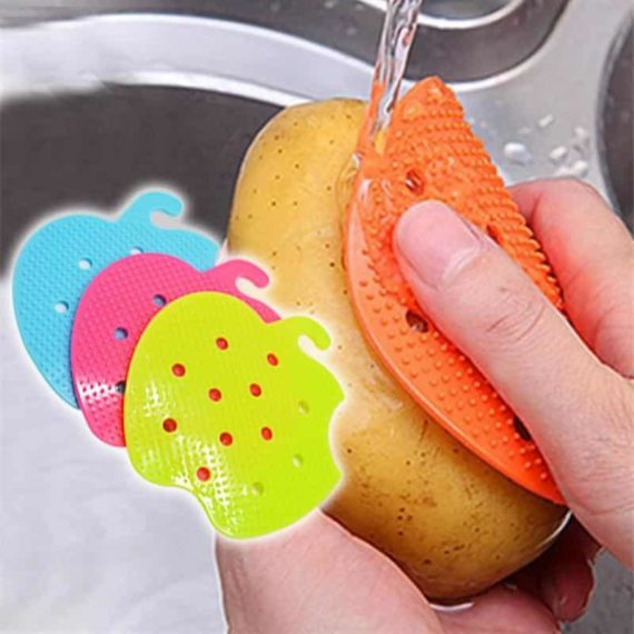 Vegetable Cleaning Brush - Set of 3