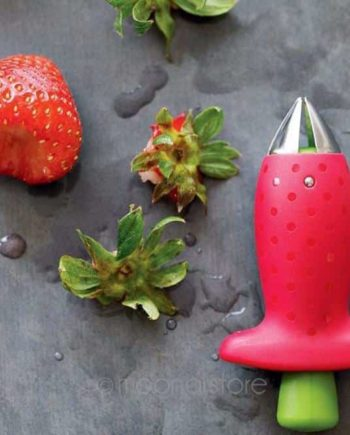 Strawberry Stem Remover Set