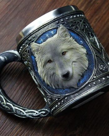 Wild Wolf Mug