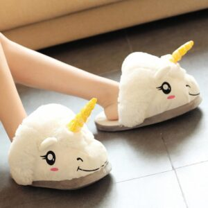 Plush Magical Slippers