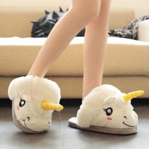 Plush Magical Slippers
