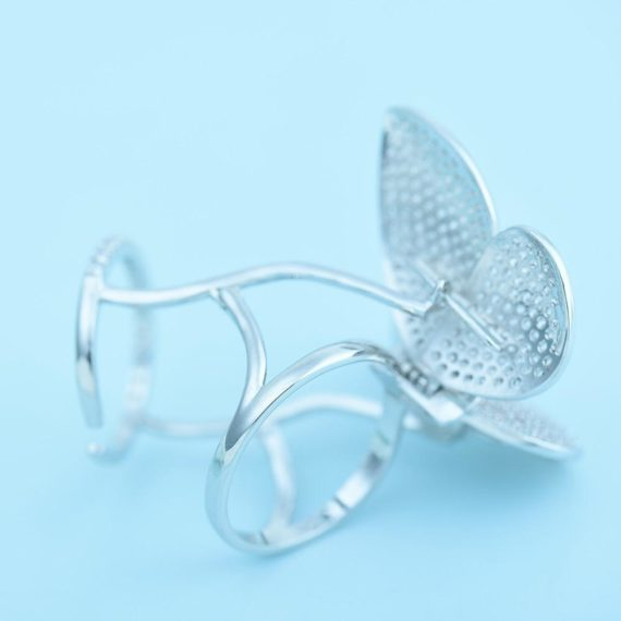 Animated Butterfly Ring