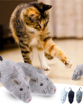 Interactive Toy Mice