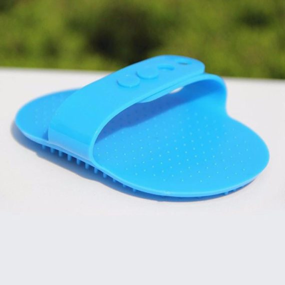 Pet Bathing Brush Set