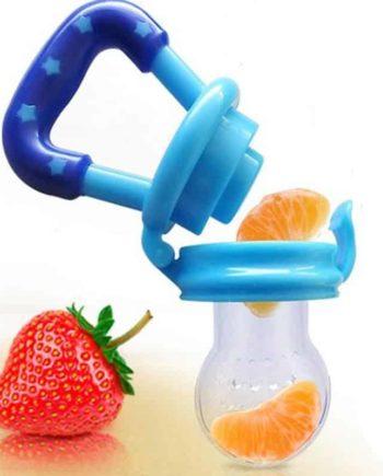 Fruit Feeder Pacifier - Set of 3