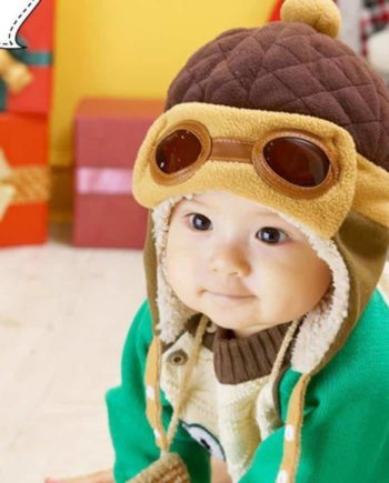 Baby Aviator Hat