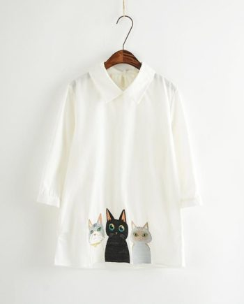 Cat Gang Shirt
