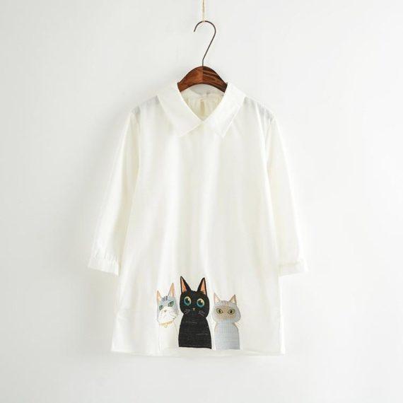 Cat Gang Shirt