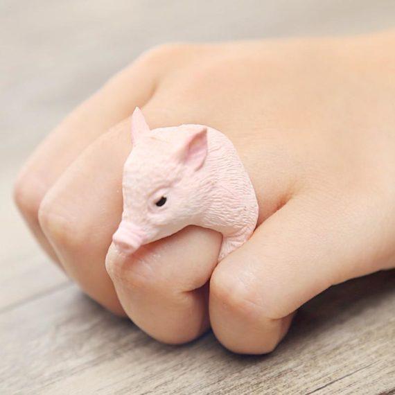 Piggy Ring