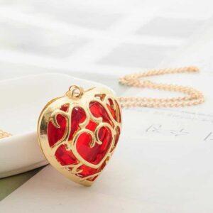 Heart Pendant Set