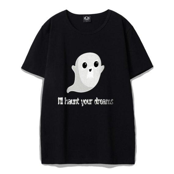 Ghost Fluorescent T-Shirt