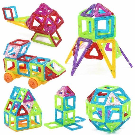 Magnetic Blocks - Set of 20
