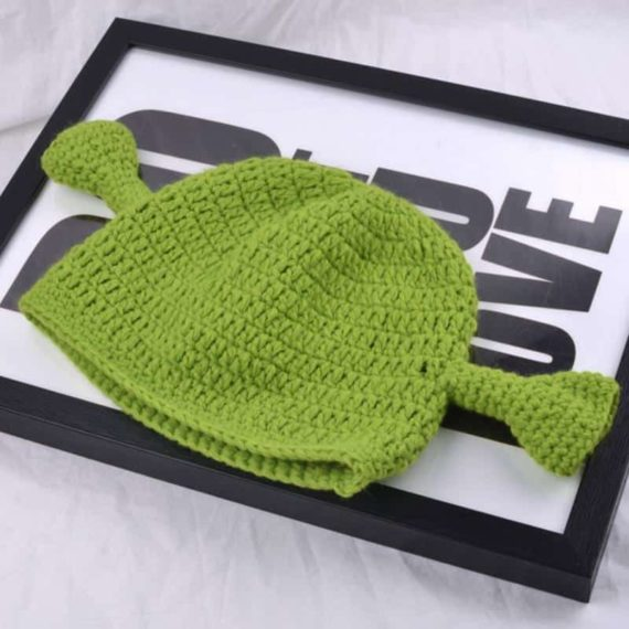 Green Ogre Hat