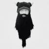 Viking Beard Hat