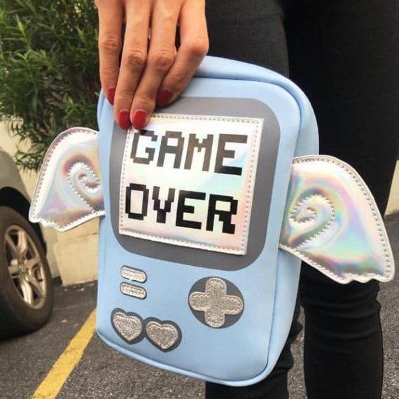 Game Over Cross Body Bag