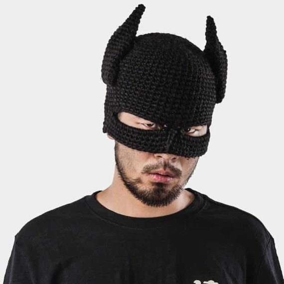 Crochet Bat Hat