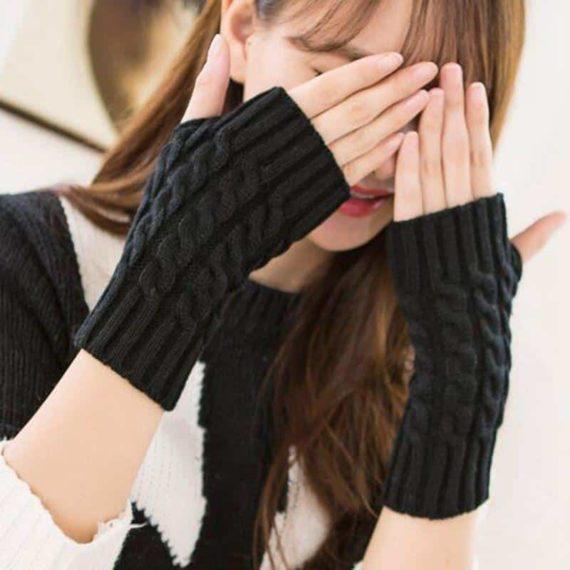 Crochet Arm Warmers