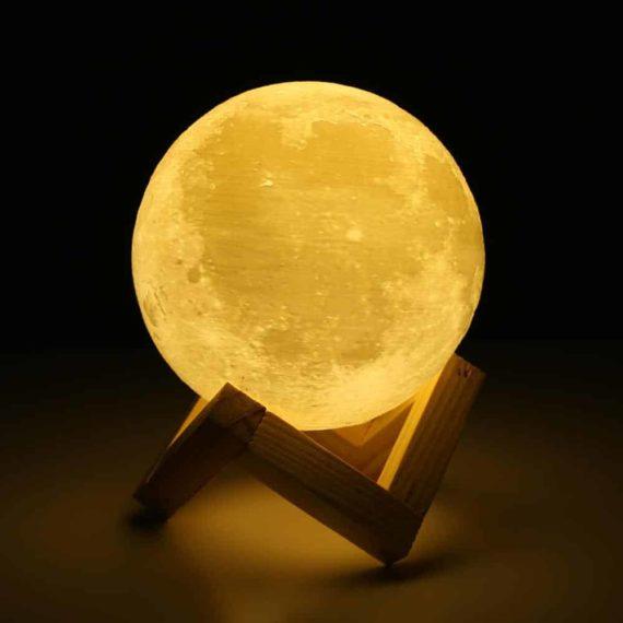 Enchanting Moon Lamp