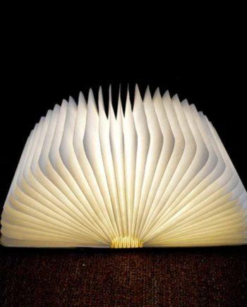 Book Night Light