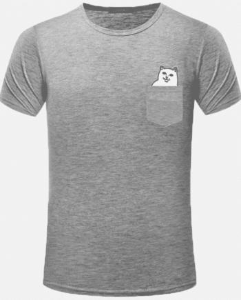 Asshole Kitty Men's T-Shirt