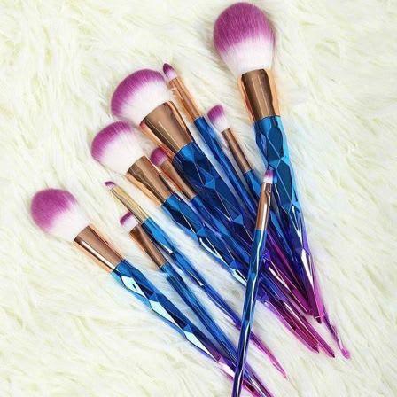 Iridescent Unicorn Brushes 1