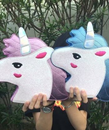 Unicorn Shoulder Handbag