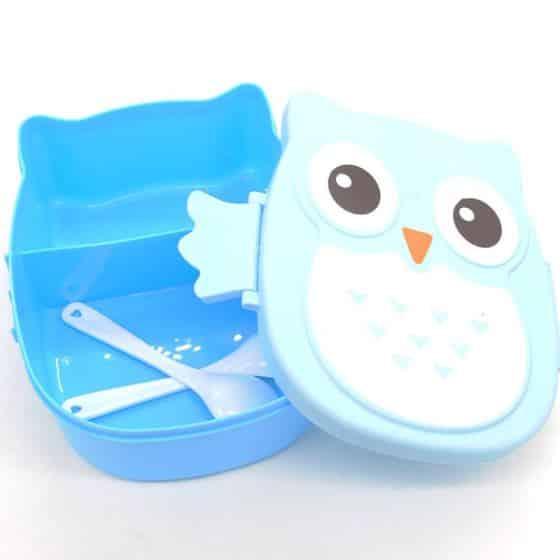 Cartoon Owl Lunchbox 5