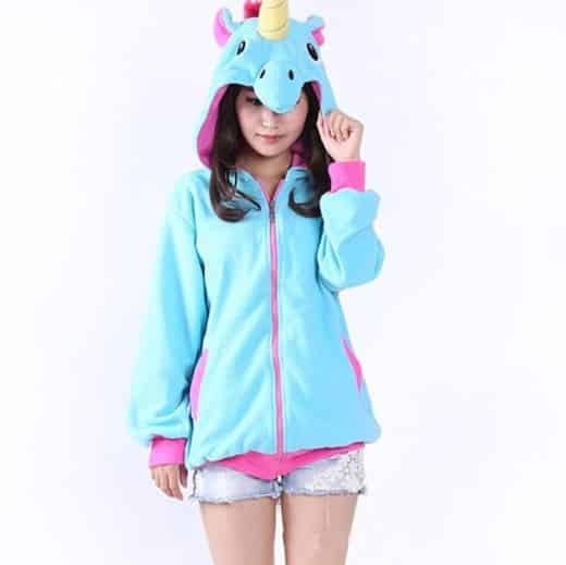 Unicorn Hoodie 1