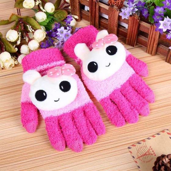 Cute Animals Gloves 3