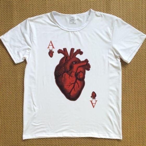 Anatomical Heart T-Shirt 2