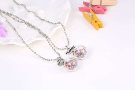 Charming Best Friends Necklaces 2
