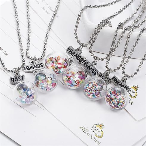 Charming Best Friends Necklaces 4