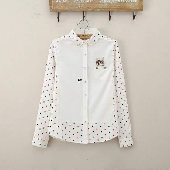 Cute Kitten Shirt 2
