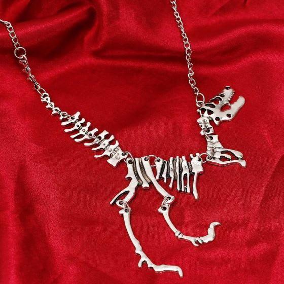 T-Rex Skeleton Pendant 4