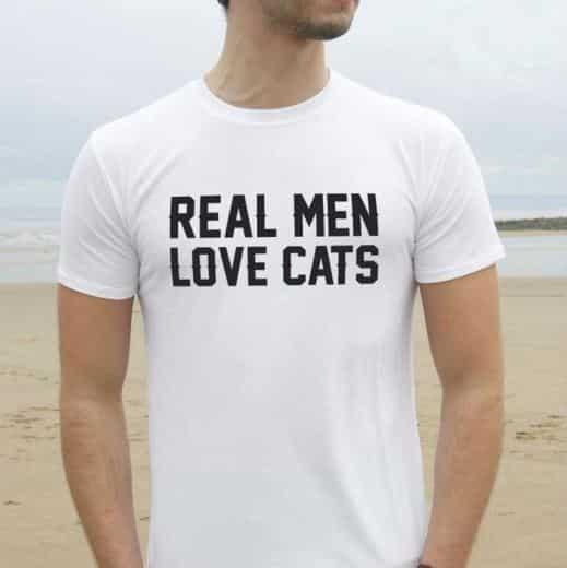 Cat Lover T-Shirt 1