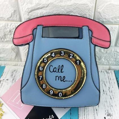 Vintage Telephone Purse 3