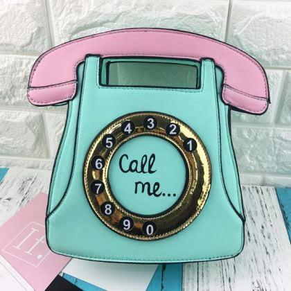 Vintage Telephone Purse 2