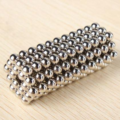 Magnetic Balls Cube 5