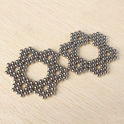 Magnetic Balls Cube 6
