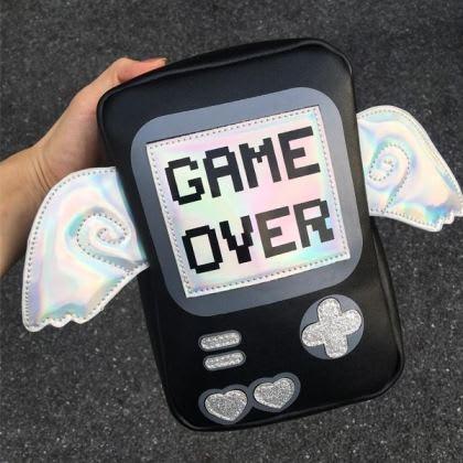Game Over Cross Body Bag 4
