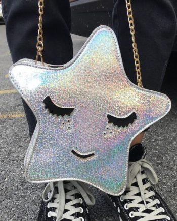 Cute Star Purse