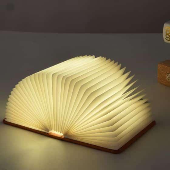 Book Night Light 2