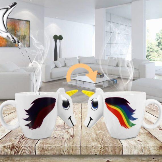 Color Changing Unicorn Mug 3