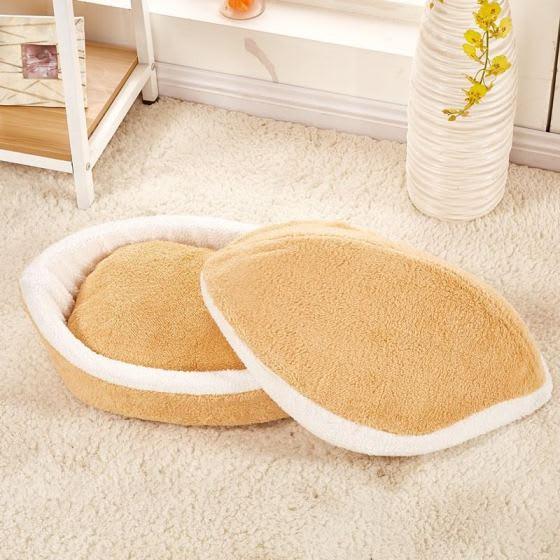 Cat Hamburger Bed 6