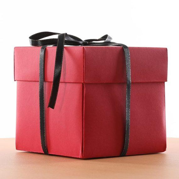 DIY Explosion Gift Box