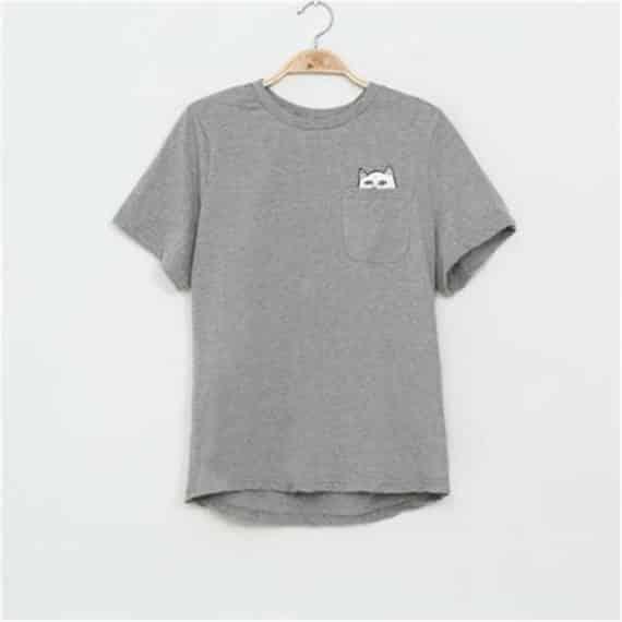 Asshole Kitty Women's T-shirt